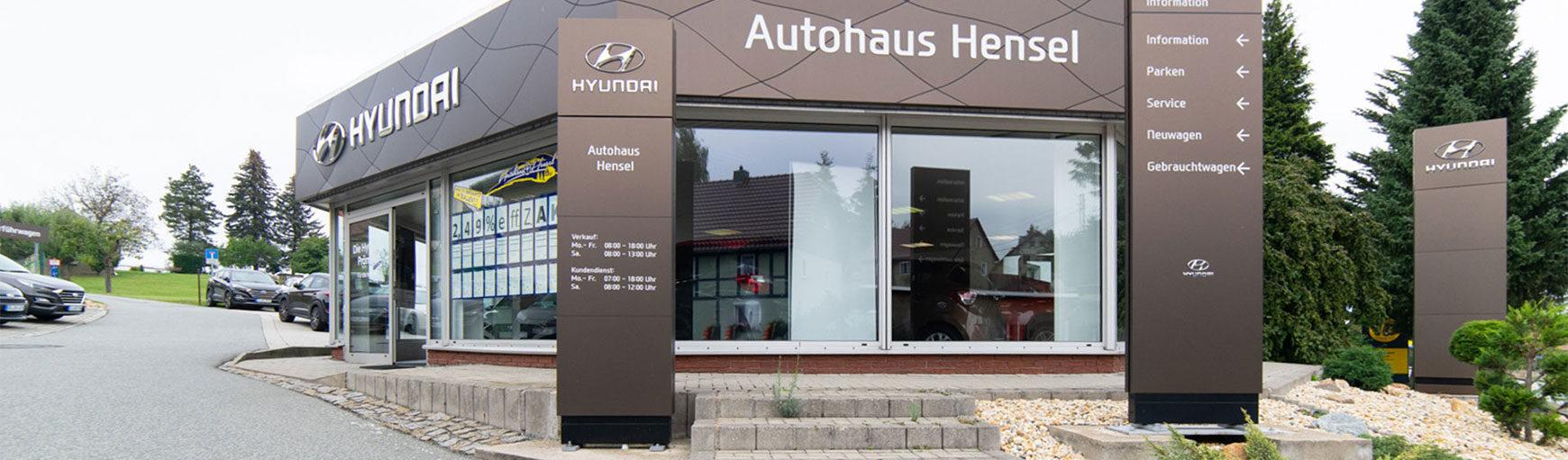Ihr Autohaus in Löbau